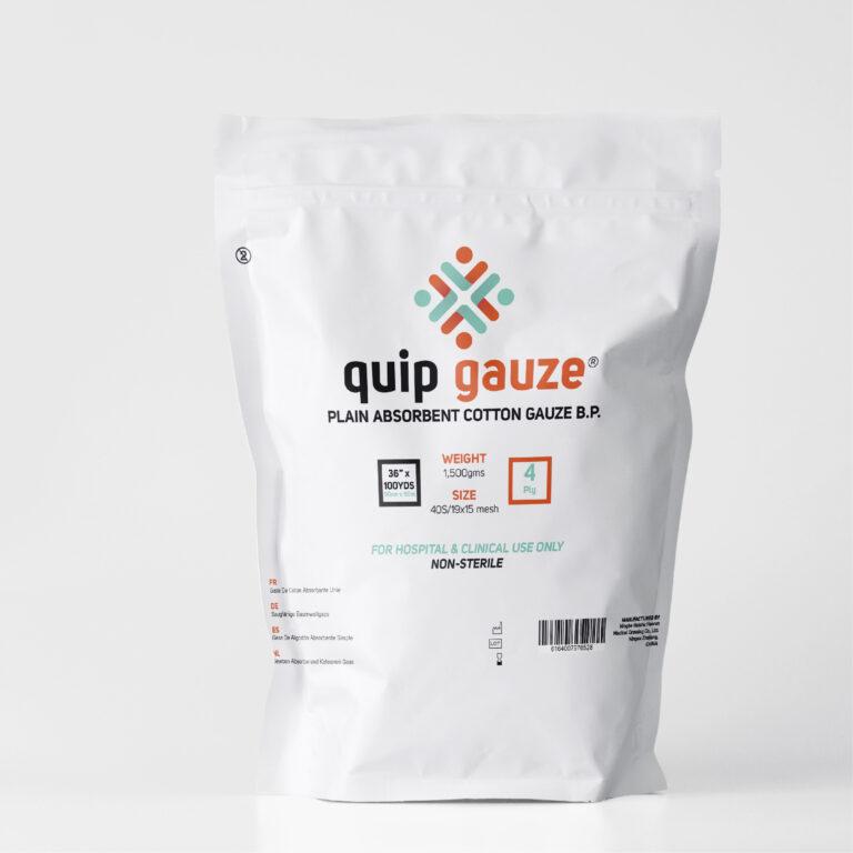 Quip Gauze