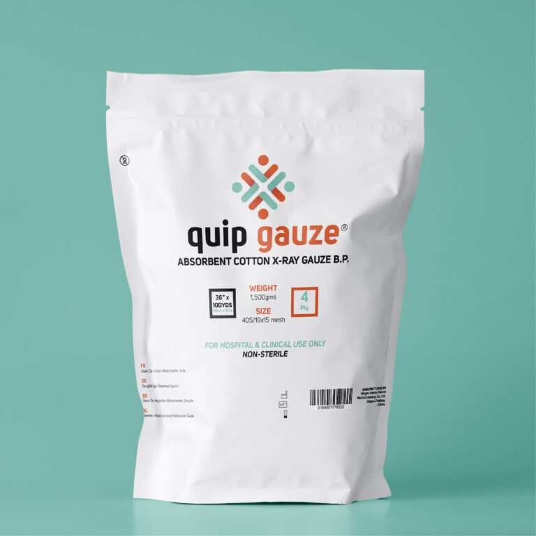 Quip Gauze X